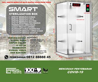 Smart Sterilization Box