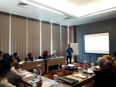 Sesi Internet Marketing Properti dalam Pelatihan Broker