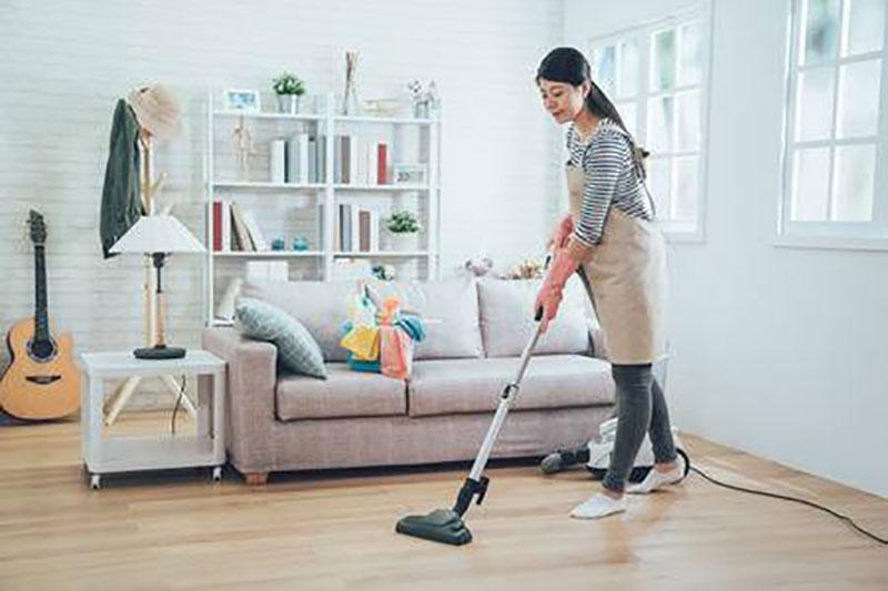 Menjaga Rumah Tetap Bersih dan Sehat
