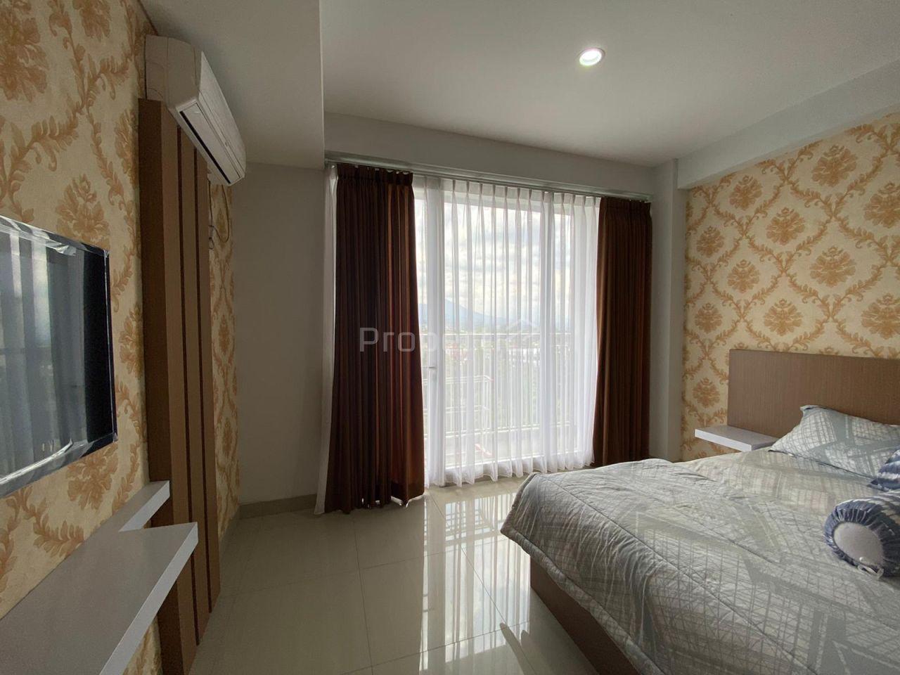 2 Unit Apartemen Studio di Apartemen Dago Suites, Lantai 9, Jawa Barat