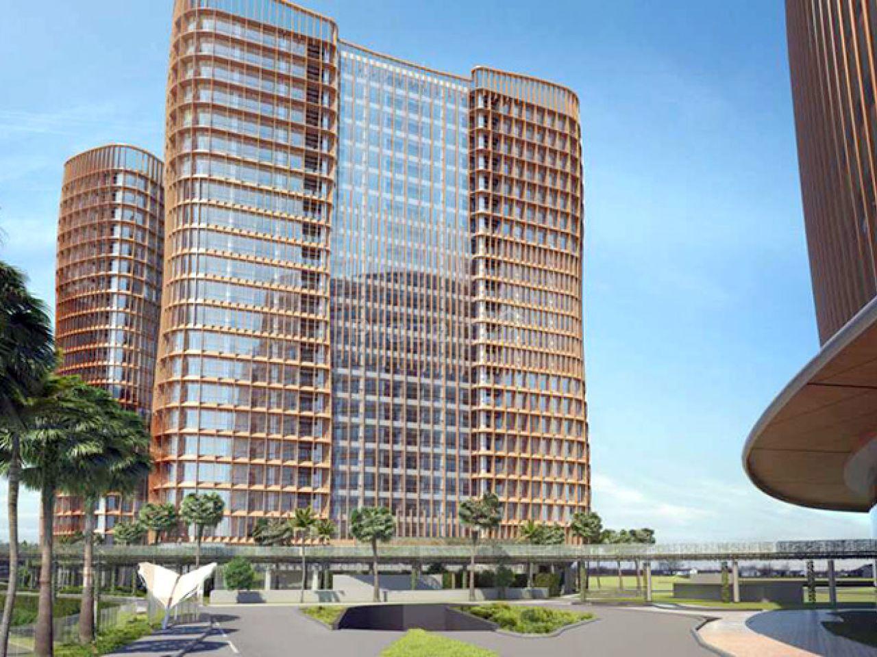 Unit 2 Br Lantai 8, 9 Tower D Apartemen South Quarter, DKI Jakarta