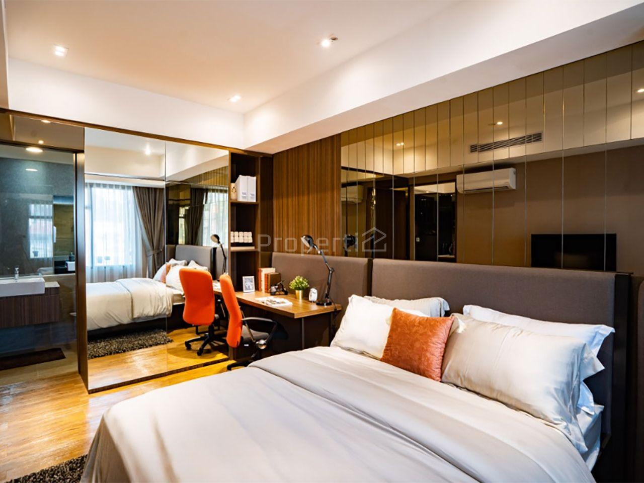 Apartemen Studio Luas dan Mewah di Sakura Garden City, DKI Jakarta