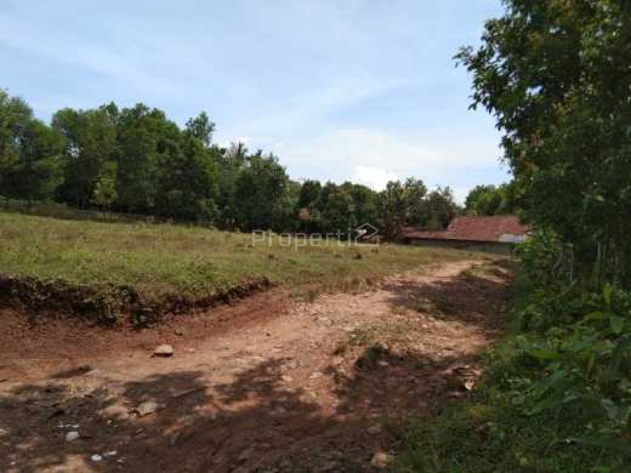 Lahan untuk Perumahan Hanya 2 Km dari Stasiun Daru, Kab. Tangerang