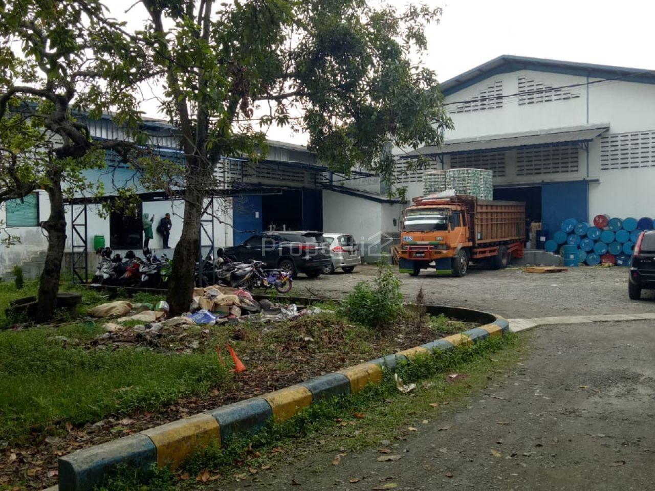 Ex-factory Warehouse in Jatake Industrial Estate, Tangerang, Banten