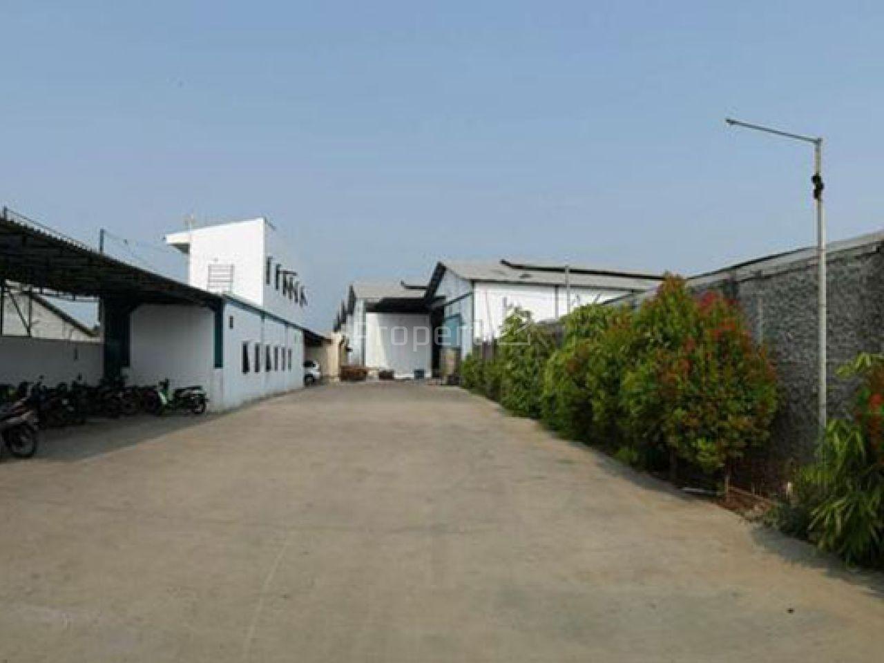 Factory Building in Tangerang, Banten