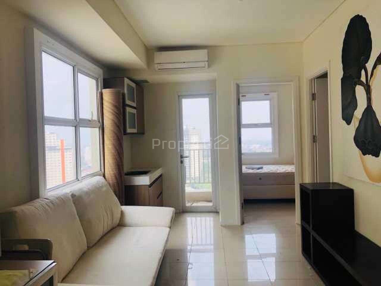 19th Floor 2 BR Corner Unit, Tower 2 Parahyangan Residences, Jawa Barat
