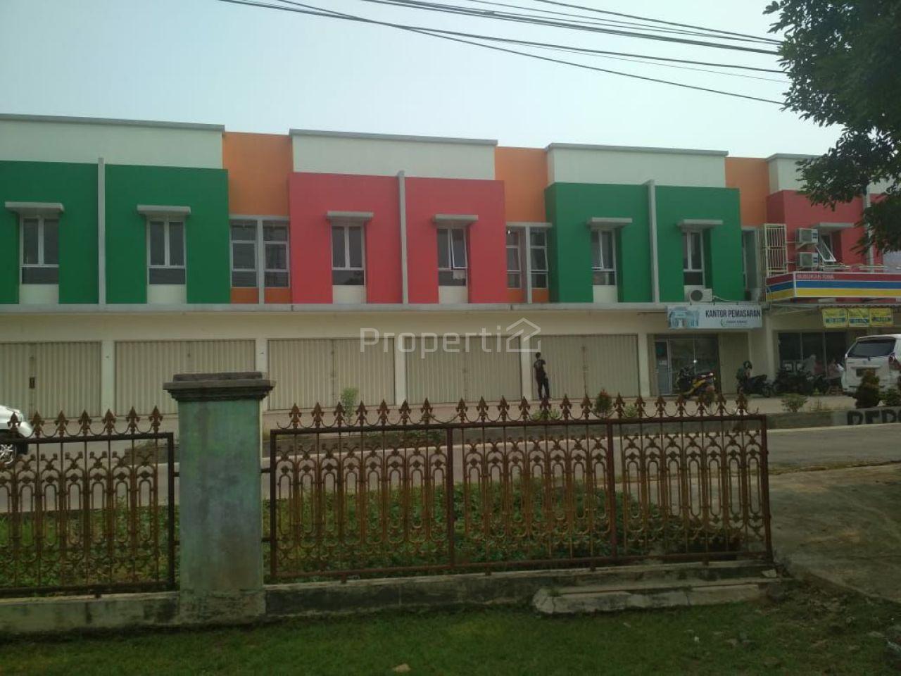 Ruko Pinggir Jalan Raya di Bojonggede Siap Pakai, Kab. Bogor