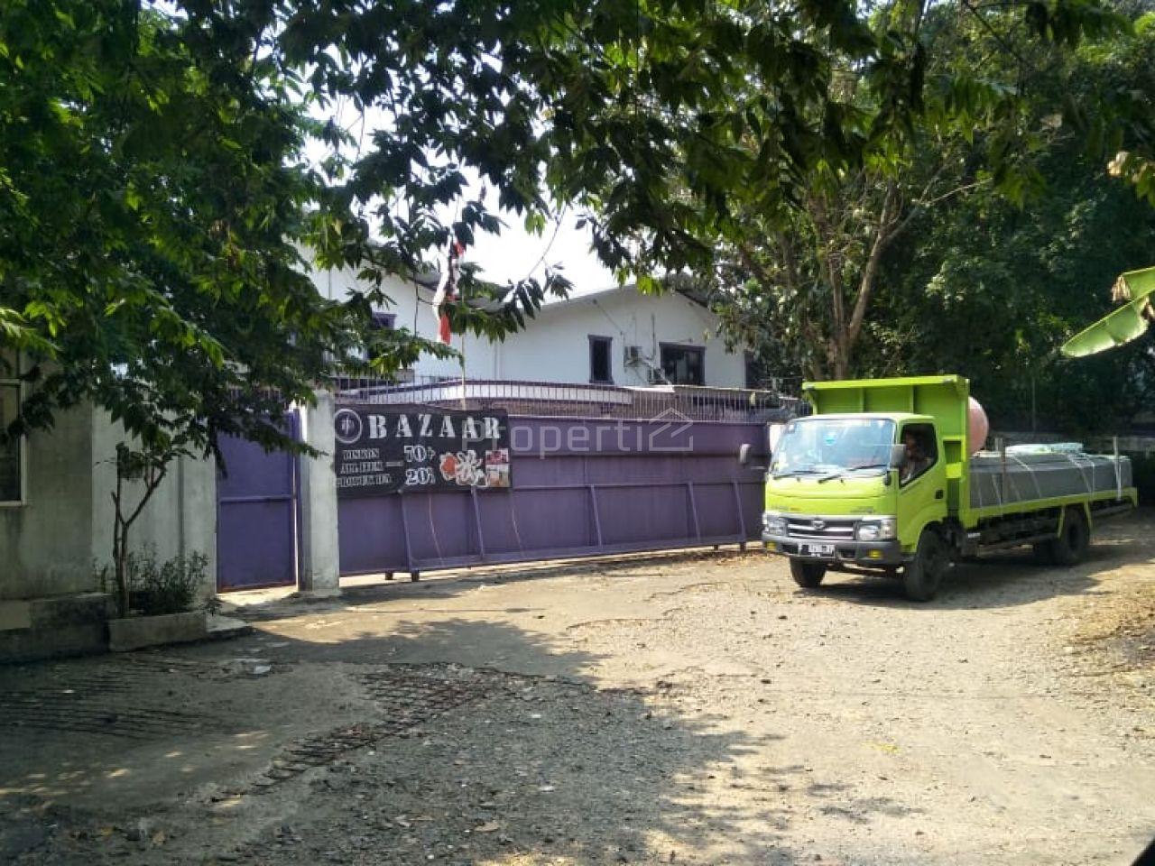 Eks Pabrik di Gunung Sindur, Bogor, Jawa Barat