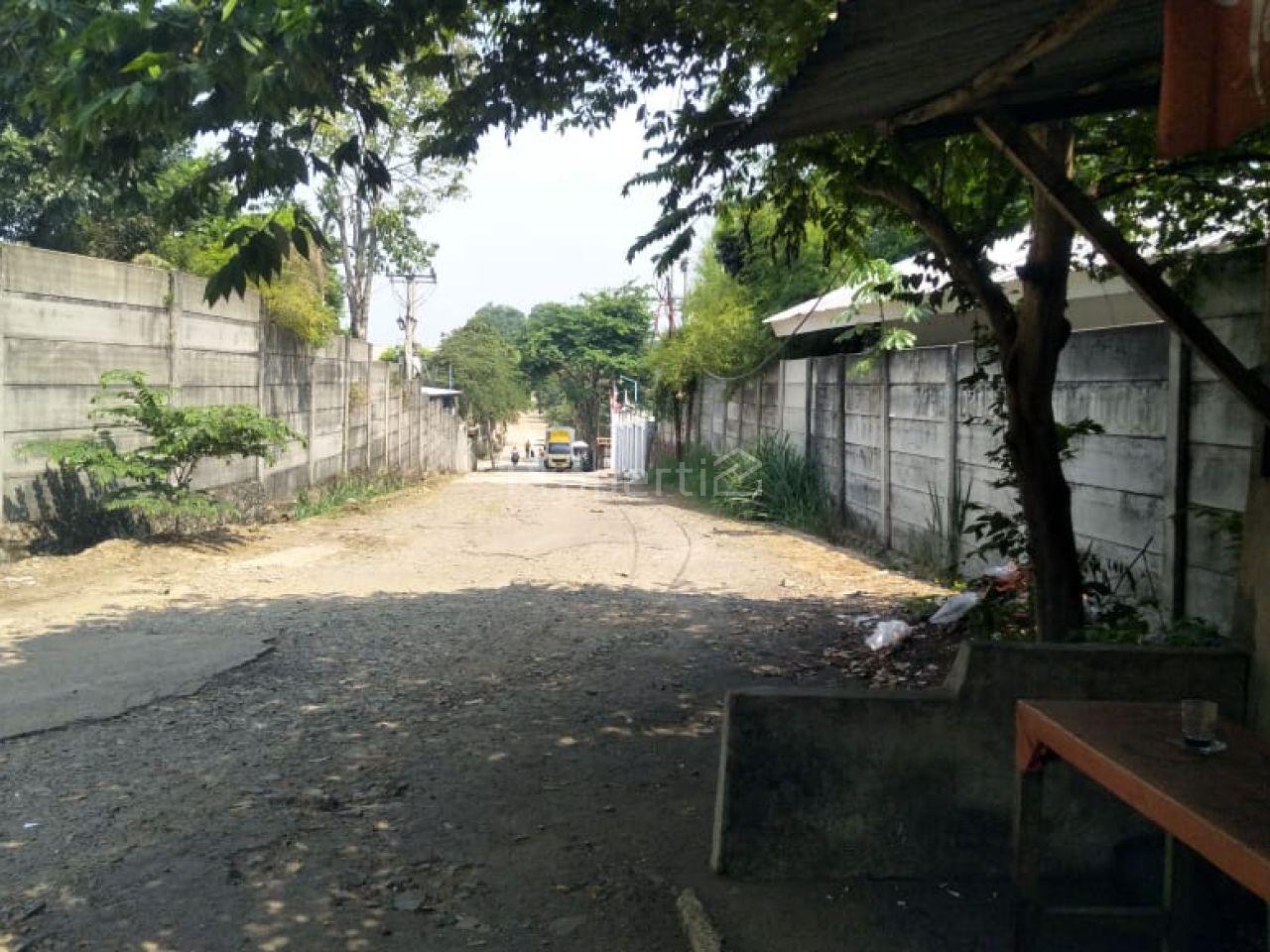 Eks Pabrik di Gunung Sindur, Bogor, Kab. Bogor