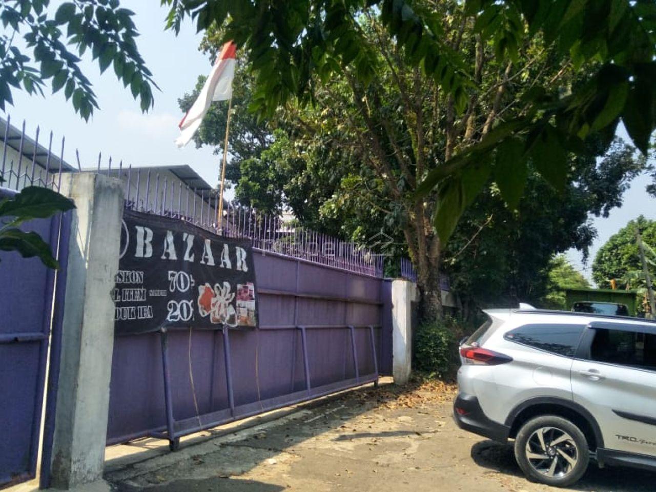 Eks Pabrik di Gunung Sindur, Bogor, Gunung Sindur