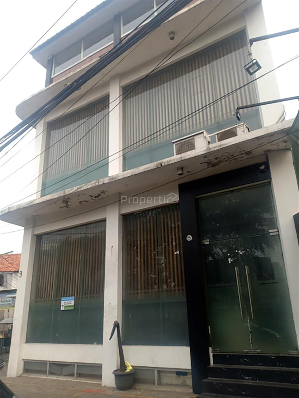 Gedung Strategis di Kebon Jeruk, DKI Jakarta