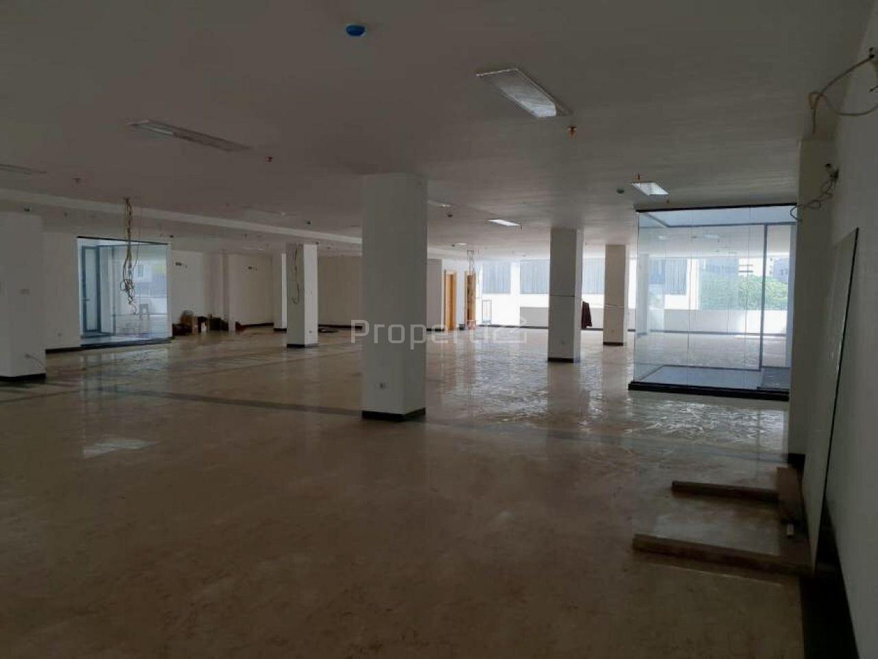 Gedung Baru di Kebon Sirih, Menteng, Jakarta Pusat, Jakarta Pusat