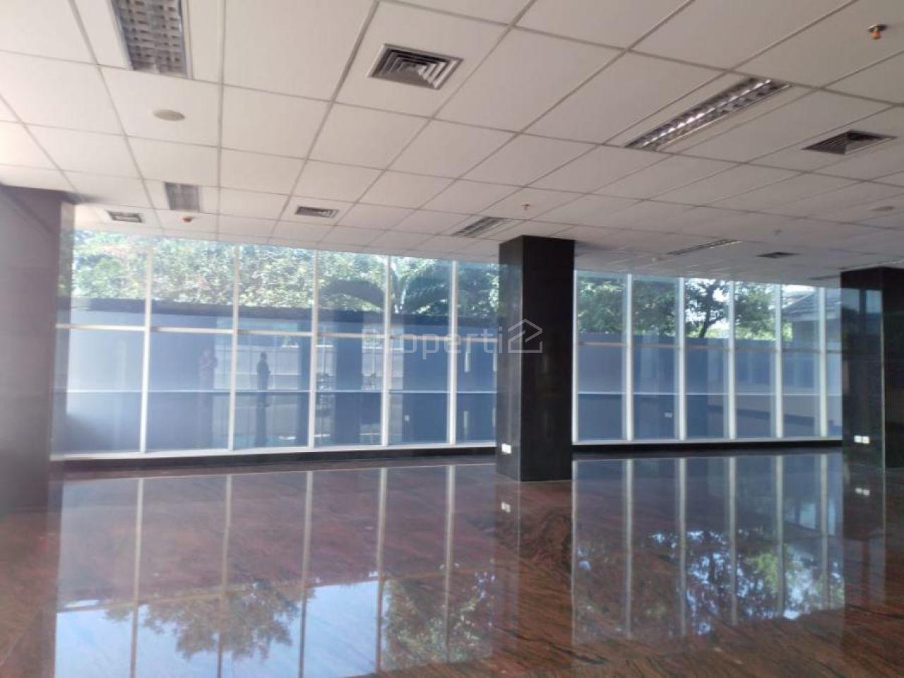 Gedung Kantor Baru di Kawasan Bisnis TB Simatupang, Jakarta Selatan