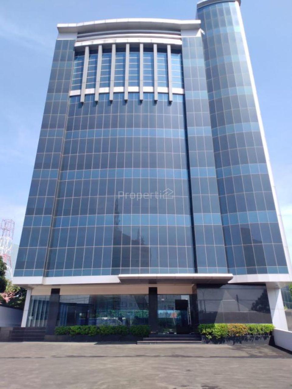 Gedung Kantor Baru di Kawasan Bisnis TB Simatupang, DKI Jakarta
