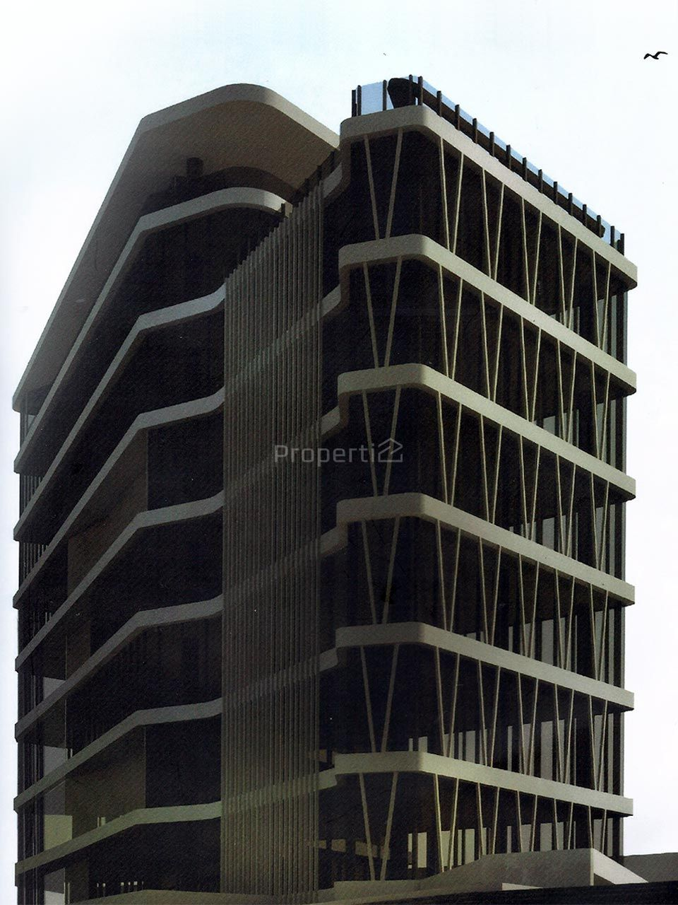 Gedung Kantor Baru di Tebet, DKI Jakarta