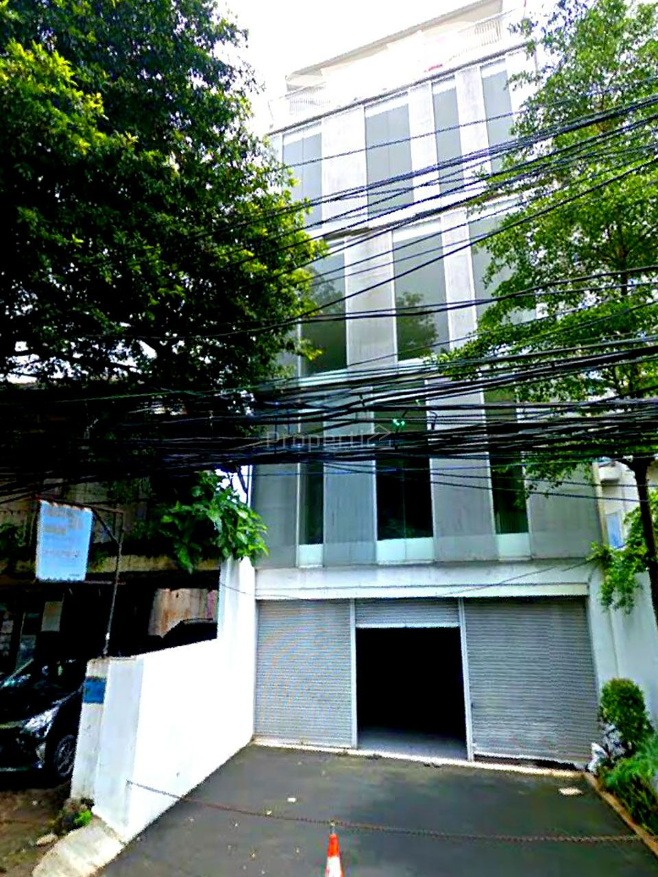 5 Floor New Building in Mampang Prapatan Business Area, DKI Jakarta