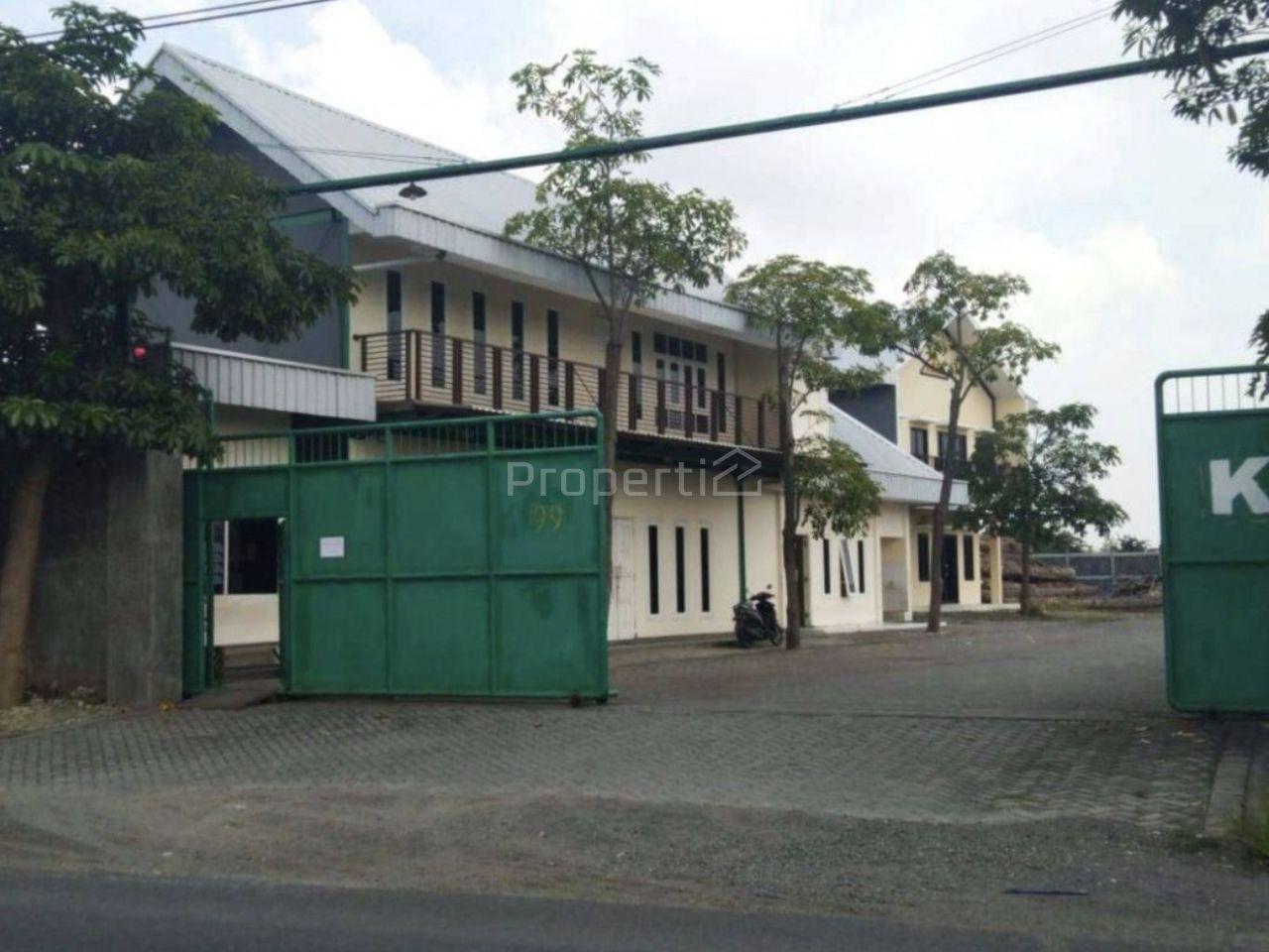 Gudang Pabrik di Jl. Raya Cerme, Gresik, Jawa Timur