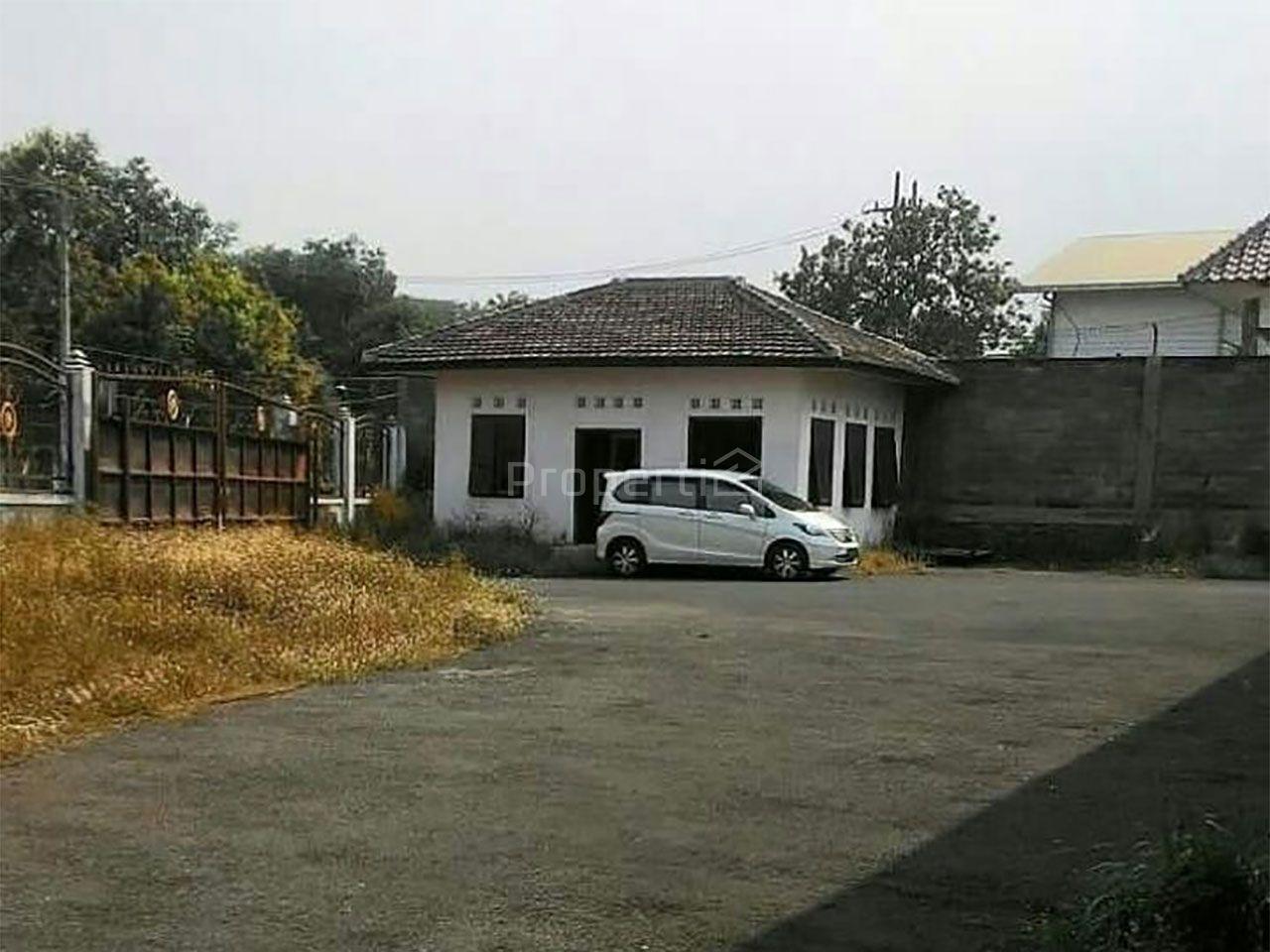 Gudang Relatif Baru di Tejowangi, Purwosari, Jawa Timur