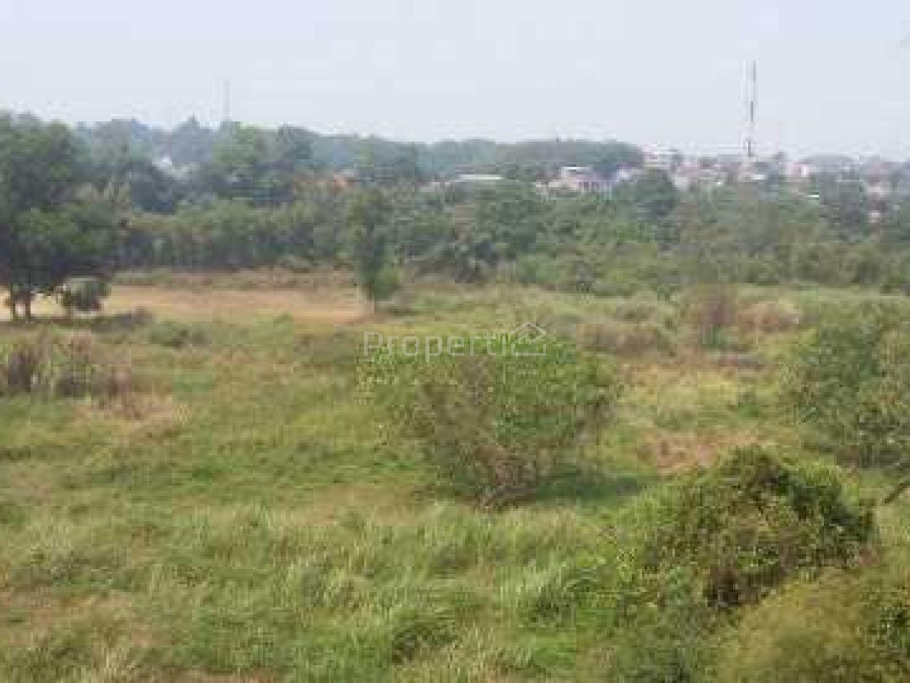 Tanah Strategis dan Komersial Zona Industri di Bogor, Jawa Barat