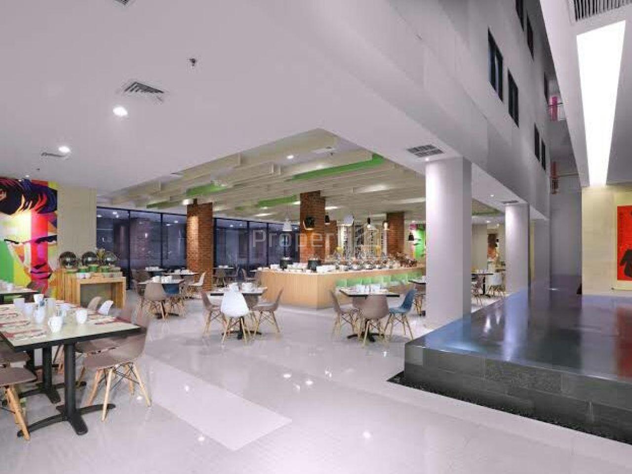 Hotel Berbintang di Kawasan Bandara Soekarno Hatta, Benda