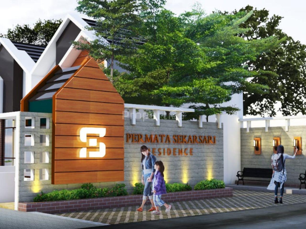 Cheap Modern Residential Housing in Permata Sekarsari Reside, Jawa Timur