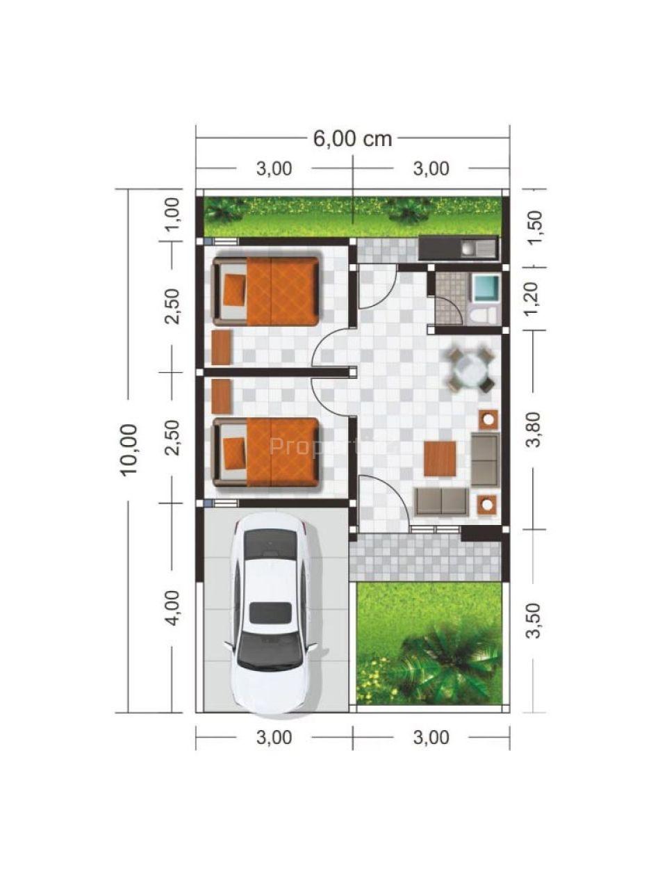 Simple House in Strategic Residential in Sukodono, Jawa Timur