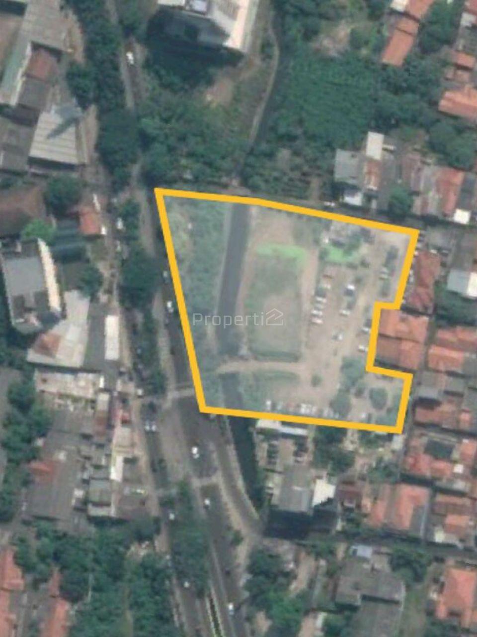 Commercial Land in Jalan Panjang Kebon Jeruk, Jakarta Barat