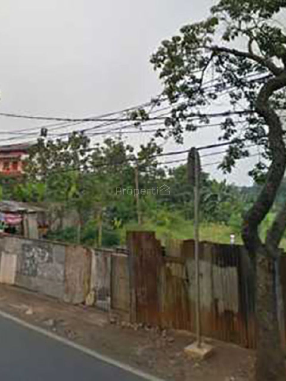 Lahan Peruntukan Perumahan di Jagakarsa, DKI Jakarta