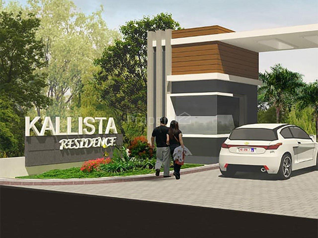 Rumah Unit Baru di Kawasan Perumahan Mewah Kota Semarang, Jawa Tengah
