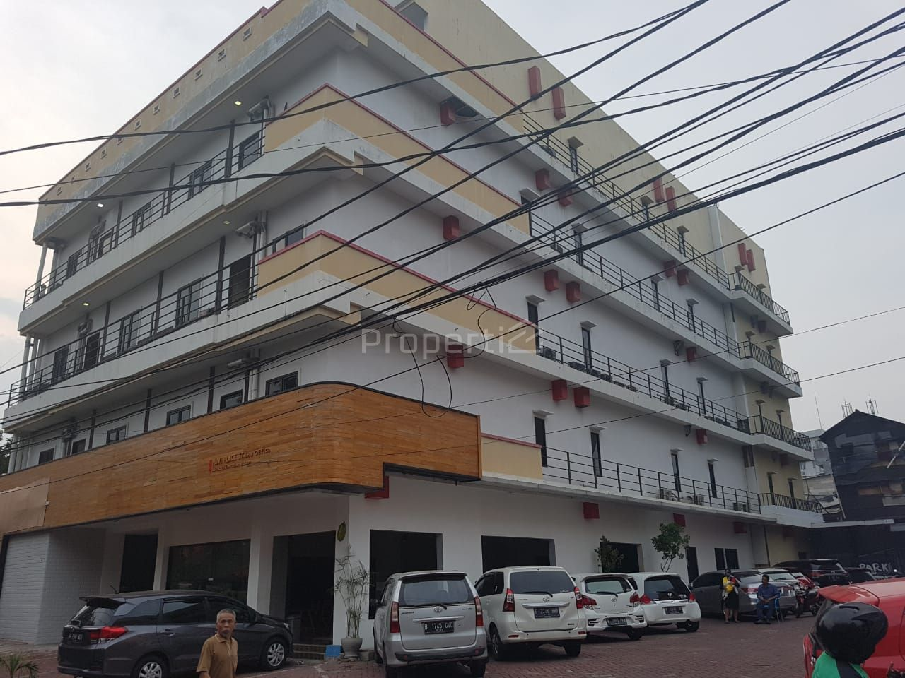 Rumah Kost dengan 100 Kamar di Mangga Besar, DKI Jakarta