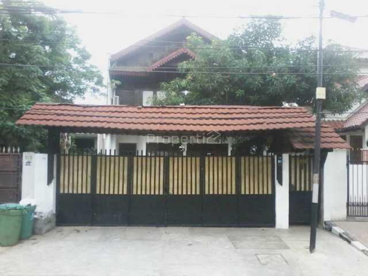Rumah Kost 2 Lantai di Cikini, DKI Jakarta