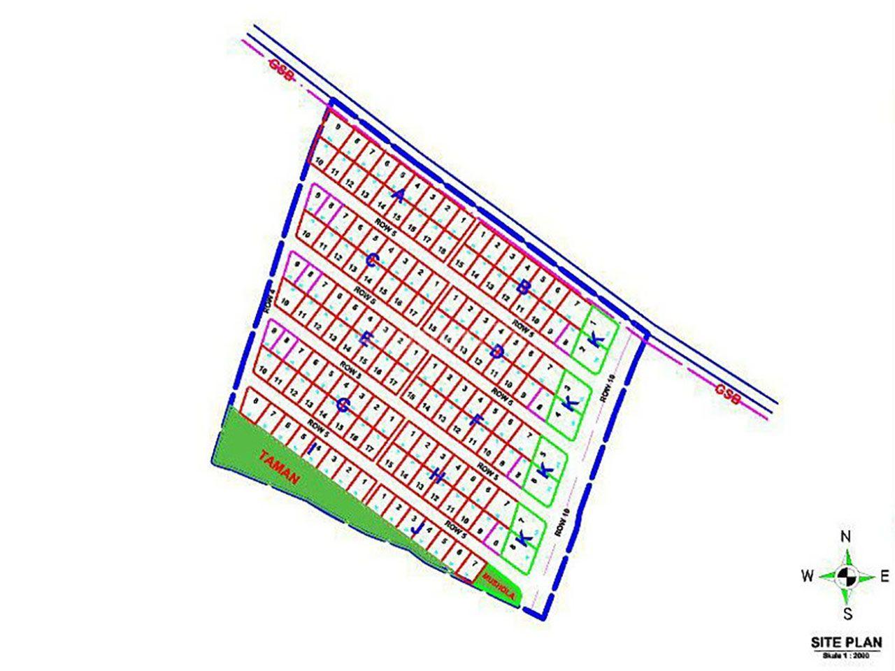 Land 1.7 Ha for Residential in Cibitung, Bekasi, Jawa Barat