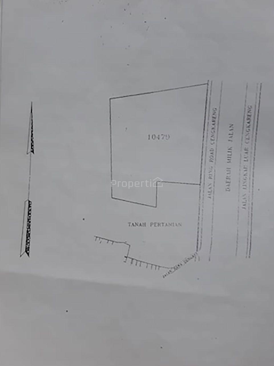 2.3 Ha Commercial Land in West Cengkareng, West Jakarta, DKI Jakarta