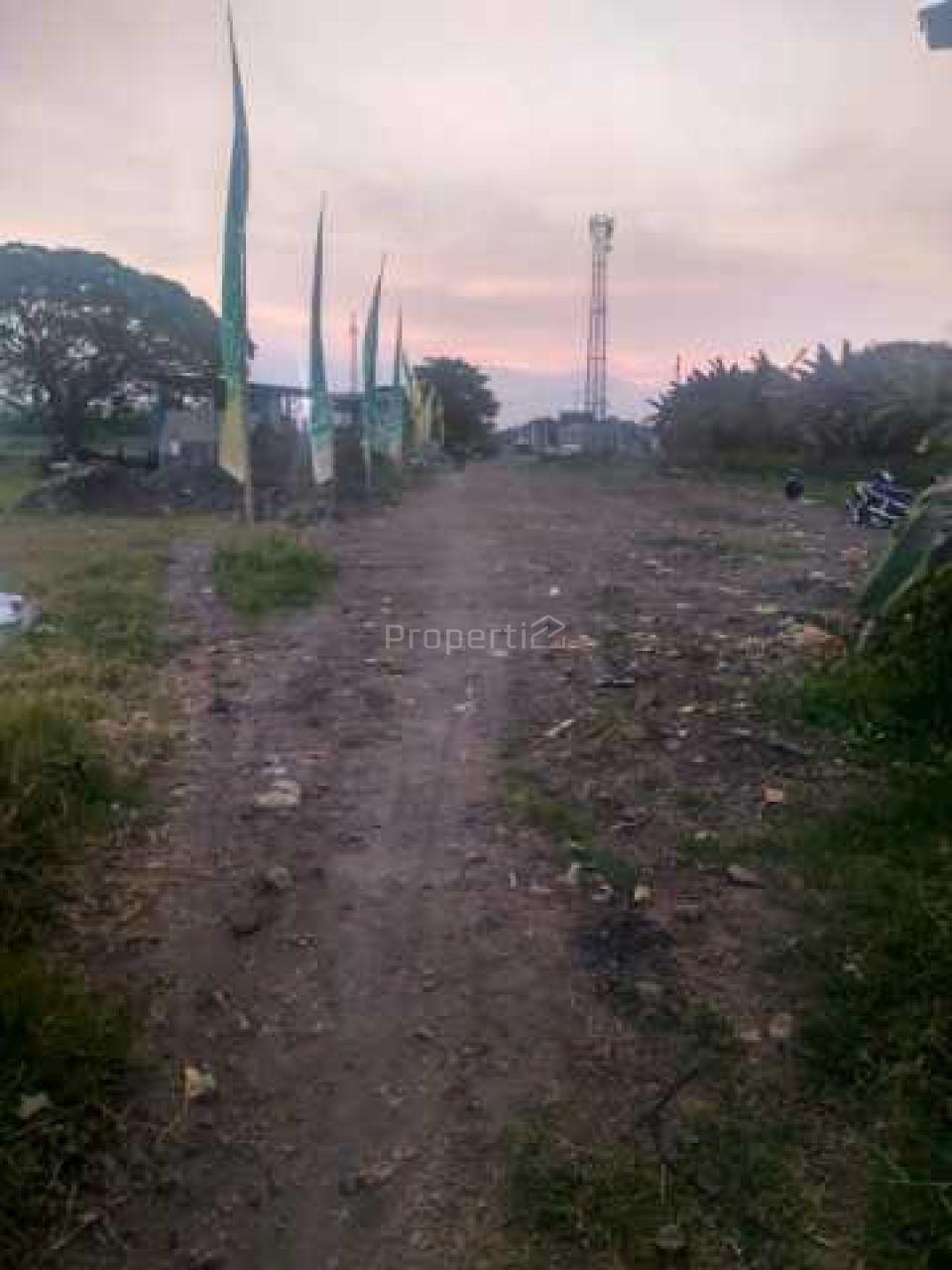 Lahan 4 Ha Strategis Sebelah Perumahan di Waru, Jawa Timur