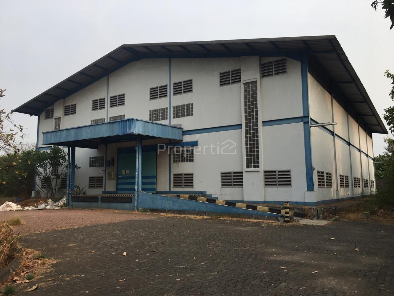Lahan dan Gudang di Sekitar JIEP Pulo Gadung, DKI Jakarta