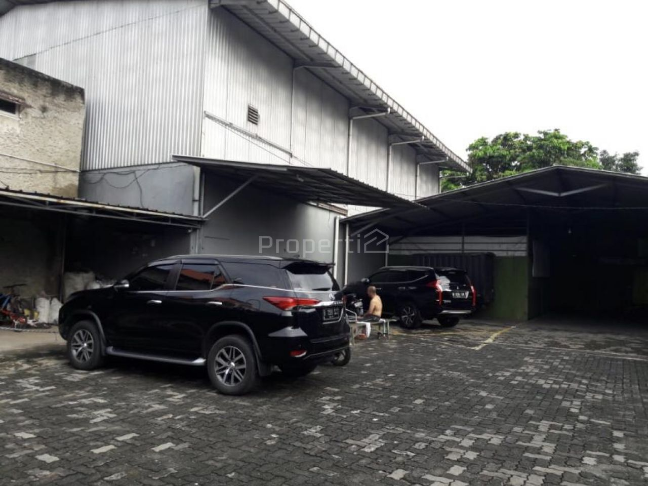 Commercial Land And Building at Palmerah, West Jakarta, DKI Jakarta