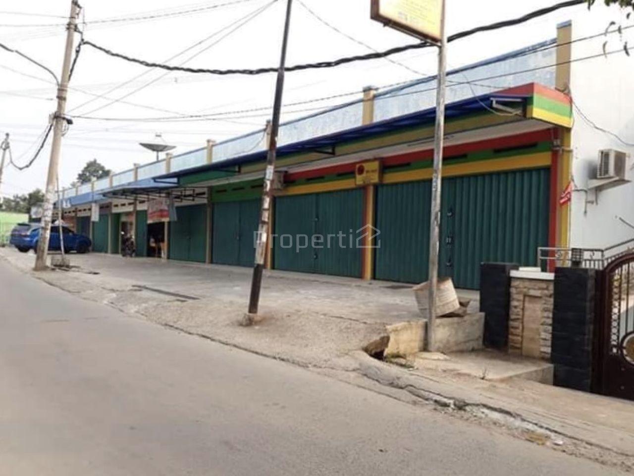 Lahan dan Bangunan Luas di Kademangan, Setu