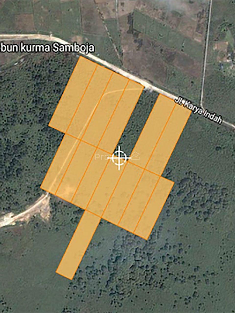 Land Near National Capital in Kutai Kertanegara, Kab. Kutai Kartanegara