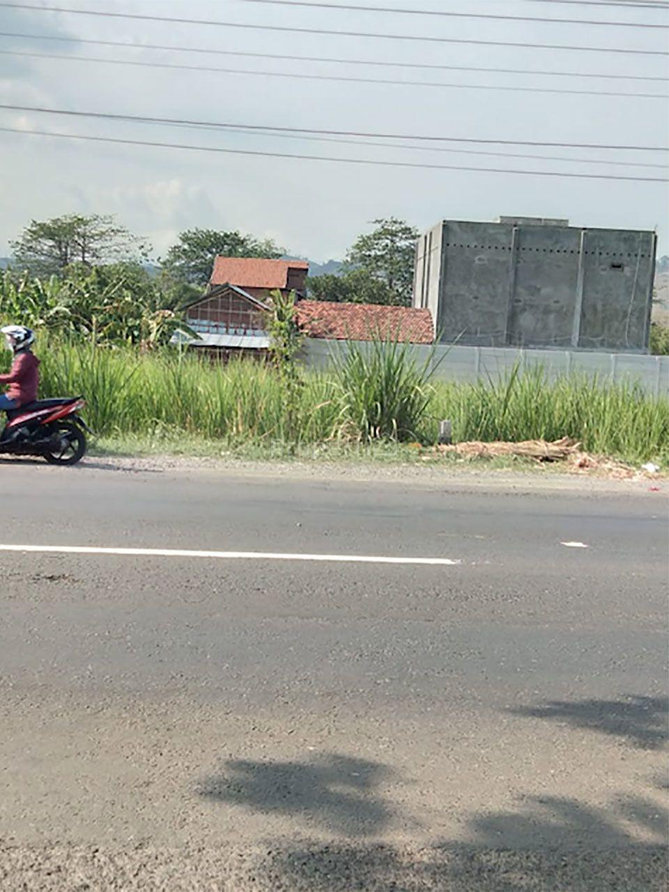 Lahan Industri atau Perumahan di Terban, Kudus, Jawa Tengah