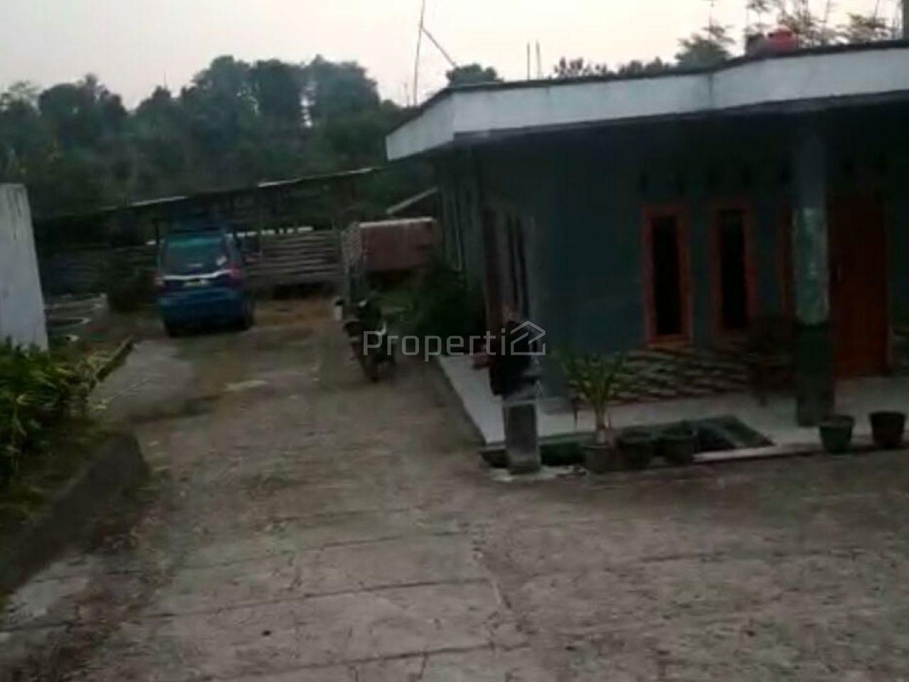 Lahan Investasi dan Bangunan di Sukajaya, Bogor, Kab. Bogor