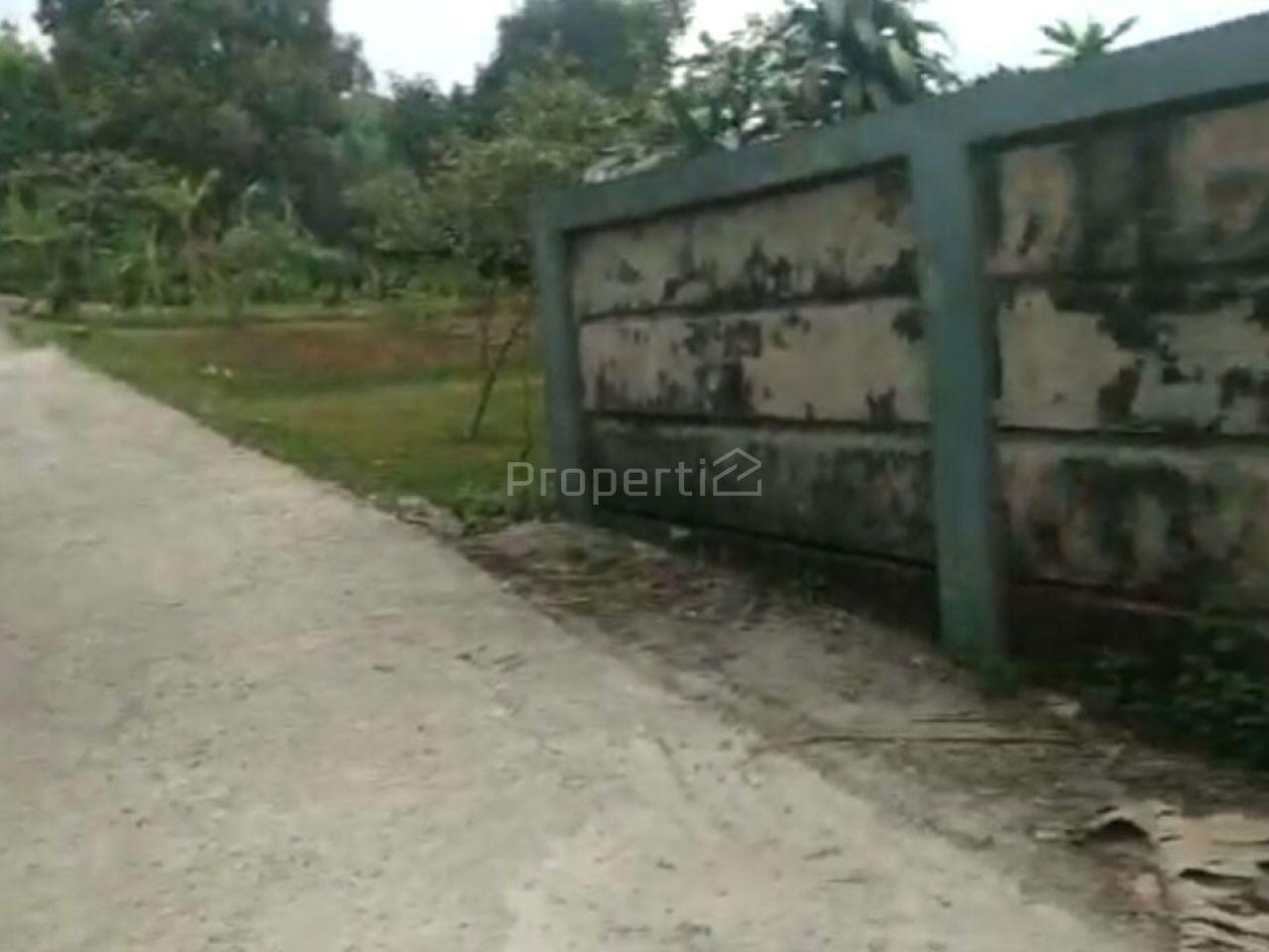 Lahan Investasi dan Bangunan di Sukajaya, Bogor, Tamansari