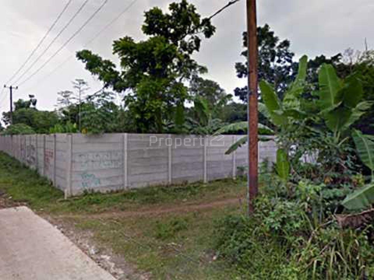 Lahan Investasi di Cisauk, Banten