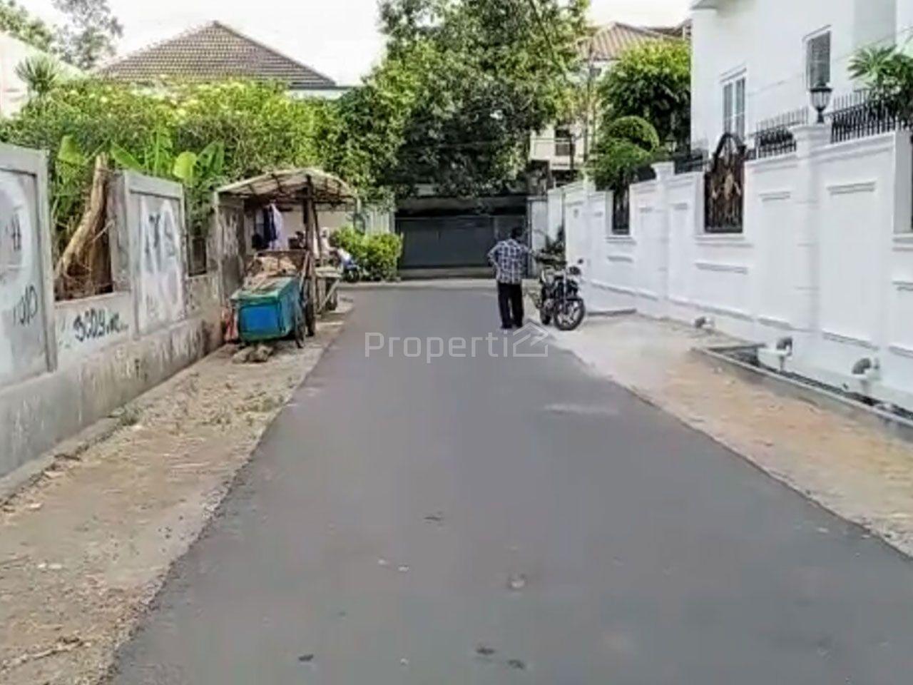 Tanah Kavling Perumahan di Joglo, Kembangan, Jakarta Barat