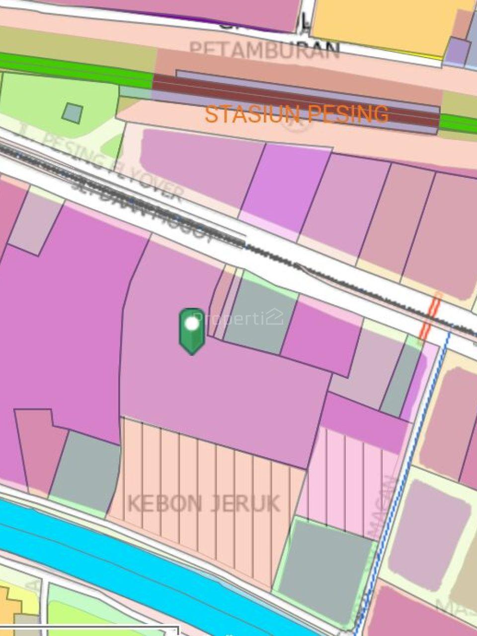 Lahan Komersial 1,2 Ha di Jalan Daan Mogot, Jakarta Barat, Kebon Jeruk