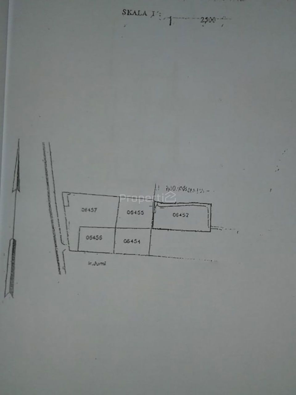 Commercial Land 2.8 Ha in Cakung, Cakung