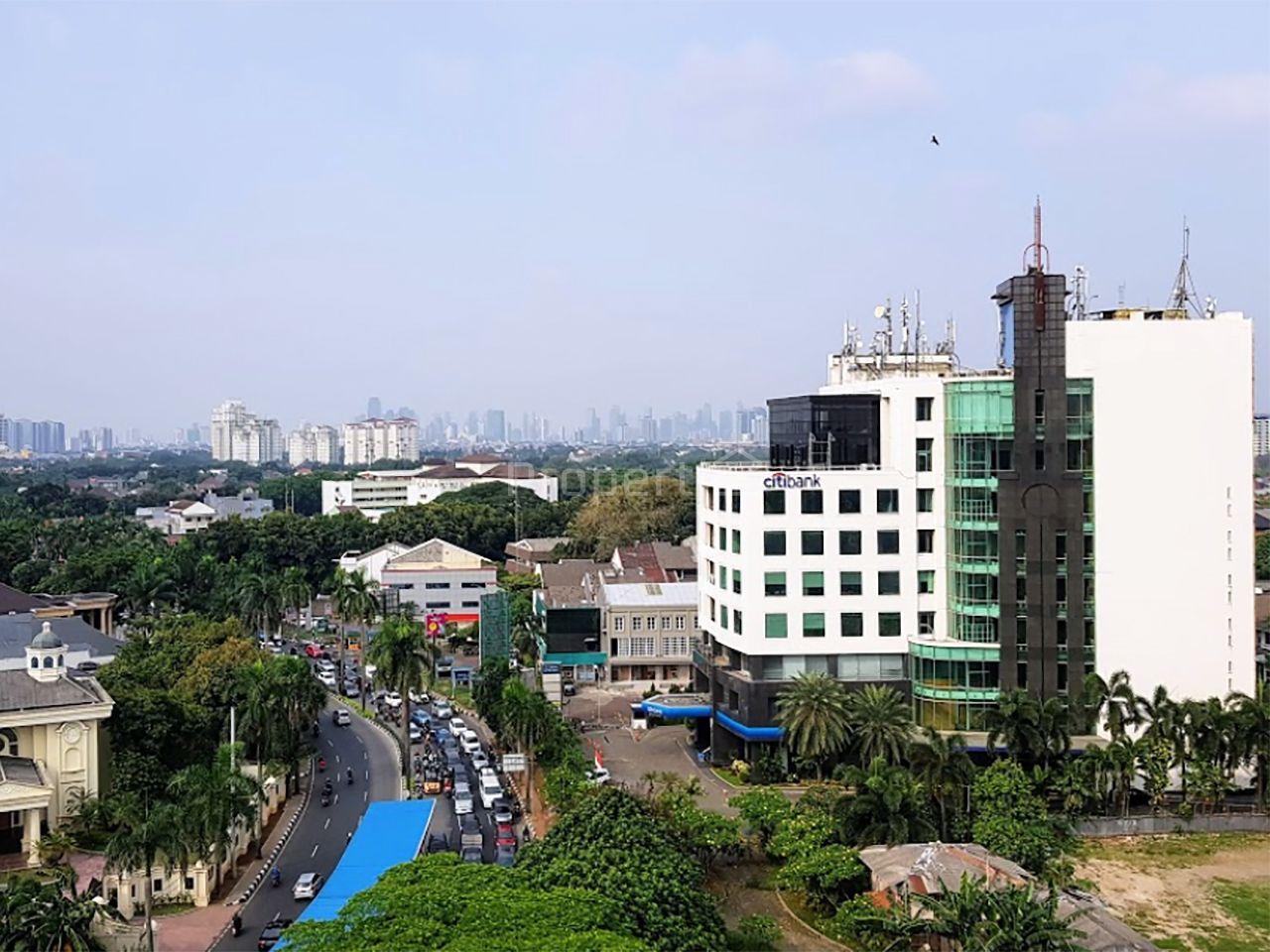 Commercial Land Front of Pondok Indah Busway Stop, DKI Jakarta