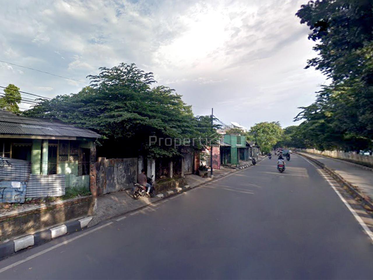 Lahan Komersial di Arteri Kelapa Dua, DKI Jakarta