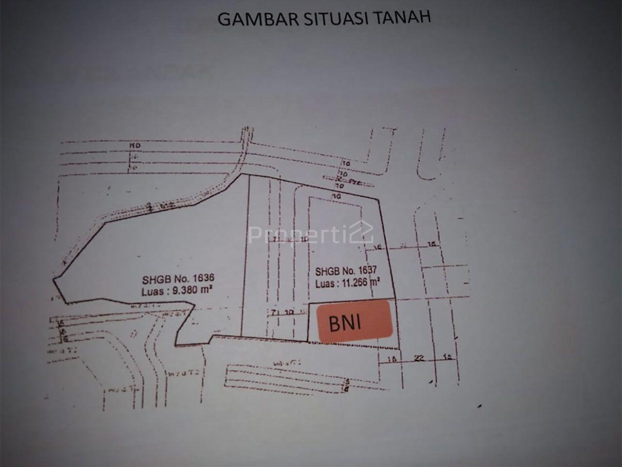 Commercial Land in West Cilandak, Cilandak
