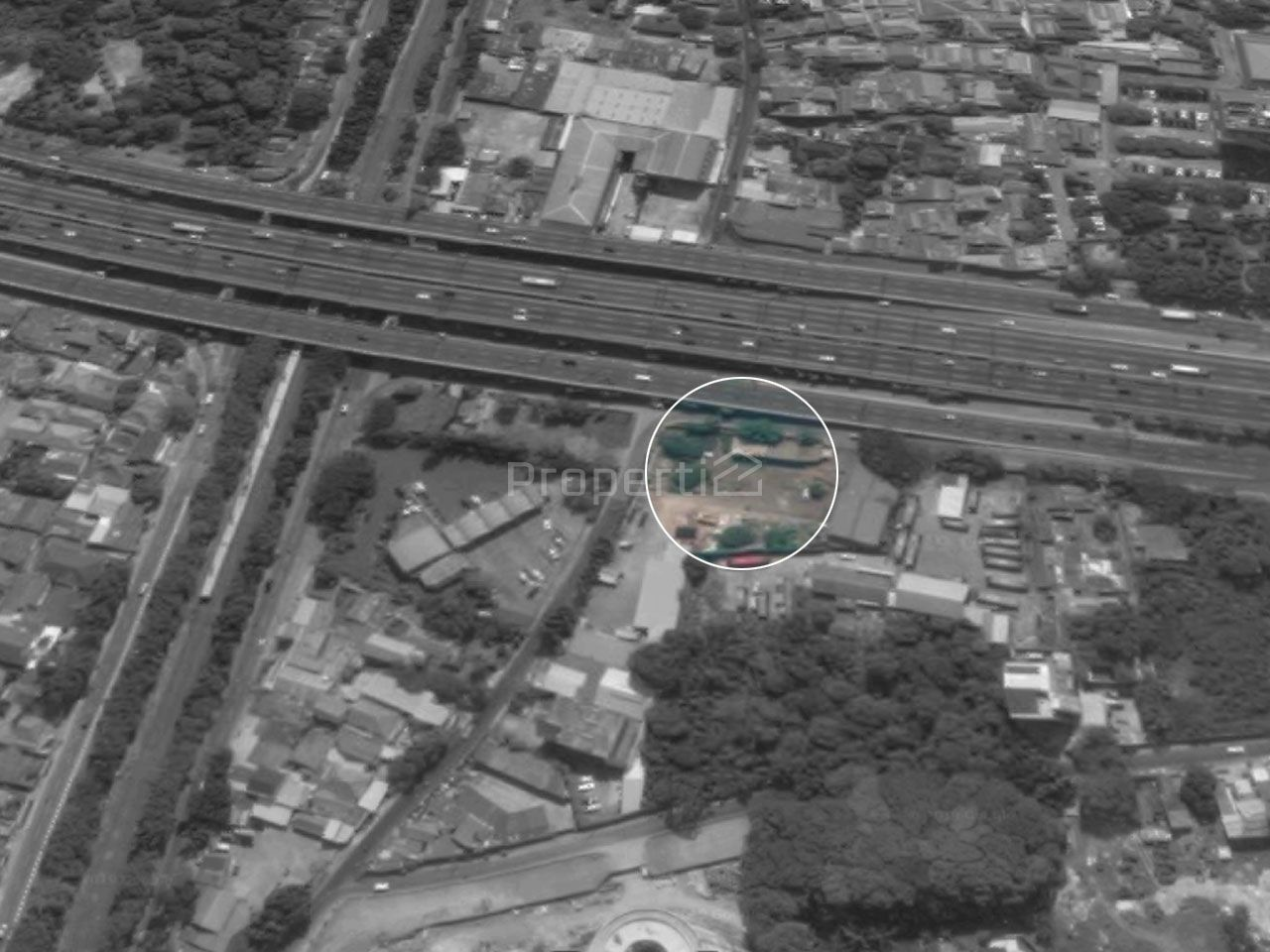 Commercial Land on Jalan TB Simatupang, DKI Jakarta