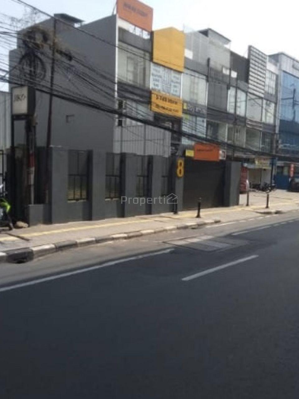 Lahan Komersial di Jl. Fatmawati, Jakarta Selatan